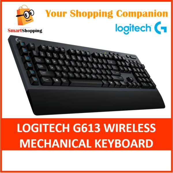 Logitech G613 Lightspeed Wireless Mechanical Gaming Keyboard G 613 920-008402 Singapore