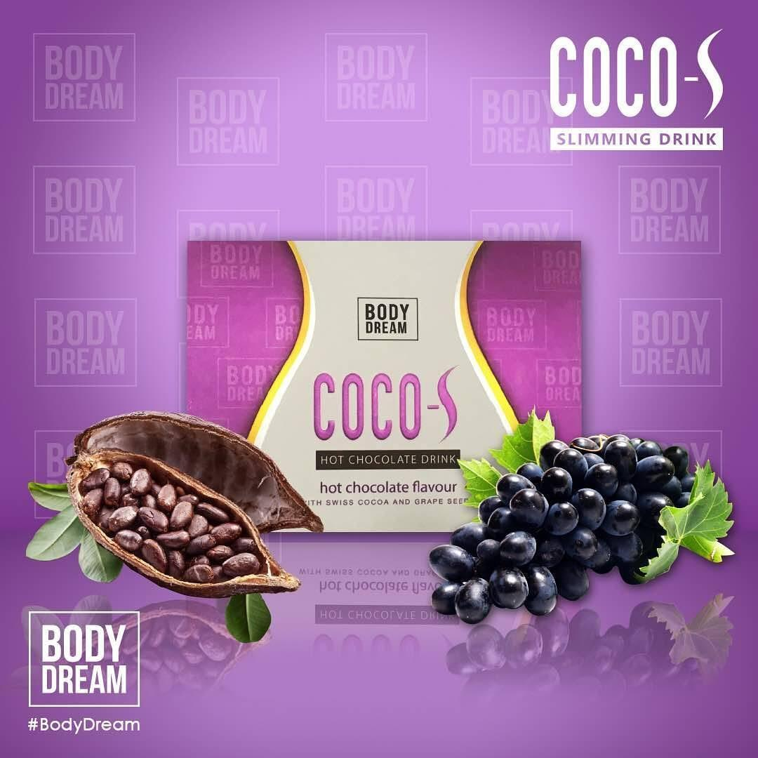 Body Dream Coco S Slimming Drink (lose Weight Without Strict Diet!) (15 Sachets) By The Bro Store.