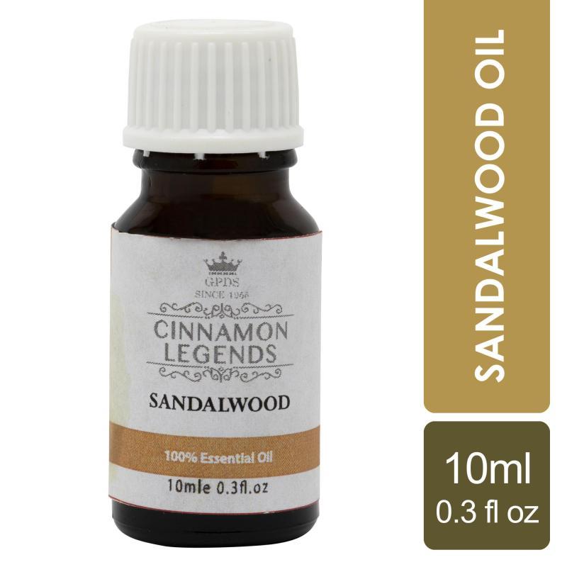 Buy Sandalwood Oil 10 ml / 0.3 fl oz Singapore