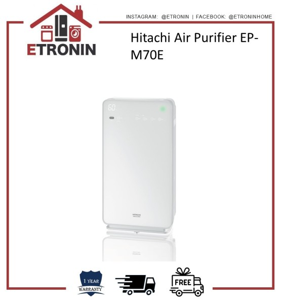 Hitachi Air Purifier EP-M70E Singapore