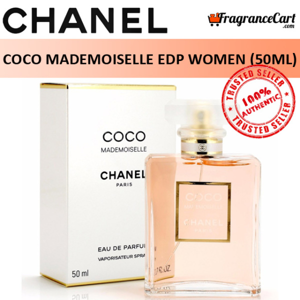 Buy Chanel Coco Mademoiselle EDP for Women (50ml) Eau de Parfum Mademoselle [Brand New 100% Authentic Perfume/Fragrance] Singapore