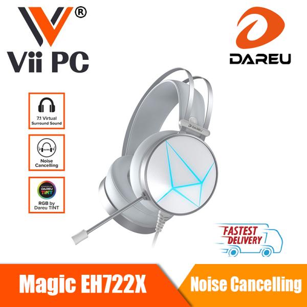 Dareu EH722X ENC Gaming Headset Powered by DAREU TINT RGB