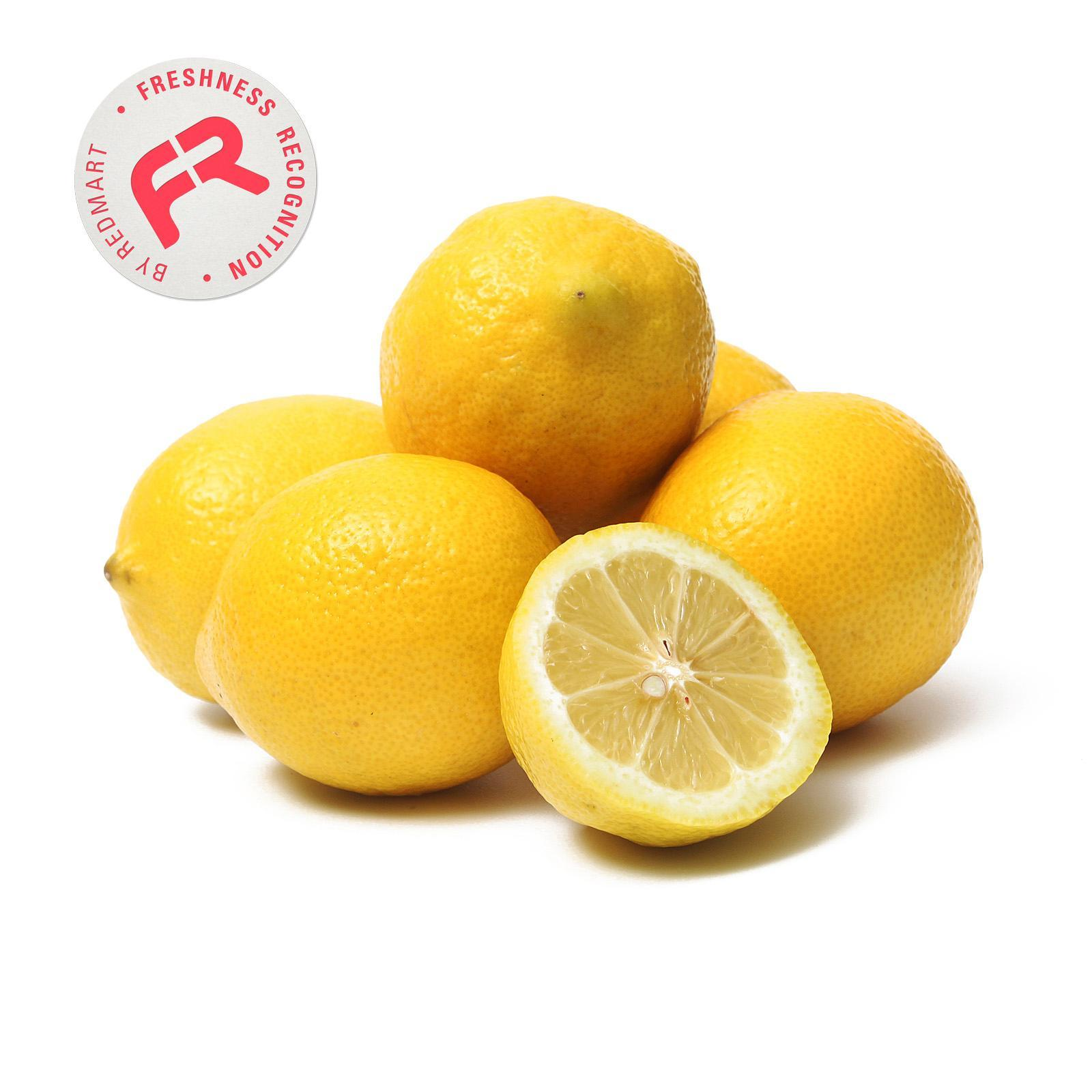 Lemons By Redmart.