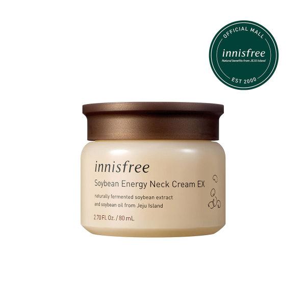 Buy innisfree Soybean Energy Neck Cream EX 80ml Singapore