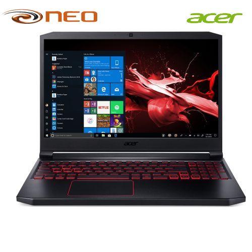 Acer Nitro 7 AN715-51-77FG 15.6 9th Gen i7-9750H/ NVIDIA® GeForce® GTX 1660Ti/ 16GB DDR4 RAM/ 256GB SSD + 1TB HDD