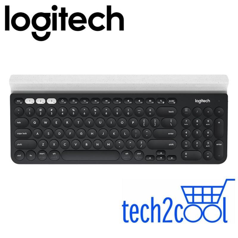 Logitech K780 Multi-Device Wireless Keyboard #Promotion Singapore