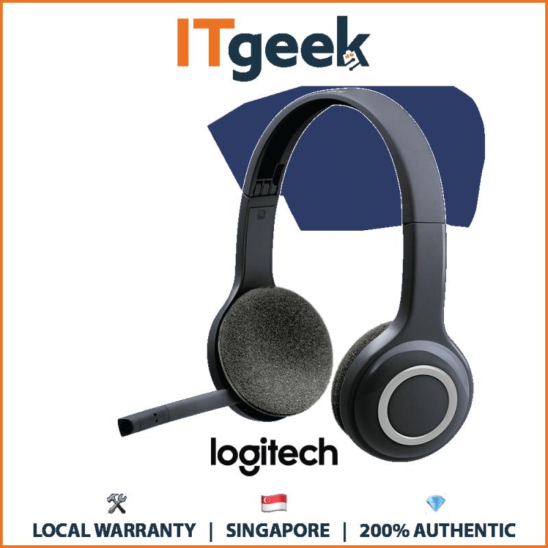 Logitech Wireless Stereo Headset (H600) Singapore
