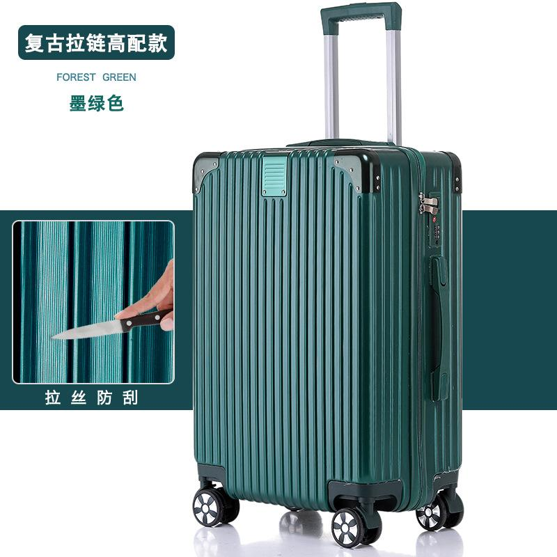 Ggx Luggage Vintage Password Suitcase Manufacturers Direct Selling Travel Trolley Universal Wheel Travel Boarding Bag