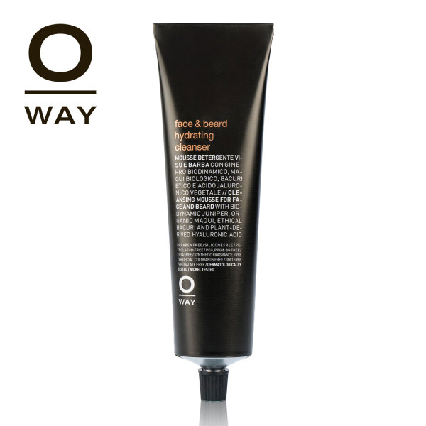 Buy Oway Men Face & Beard Hydrating Cleanser 150ml Singapore