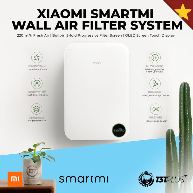 Xiaomi Smartmi Wall Air Filter System Singapore