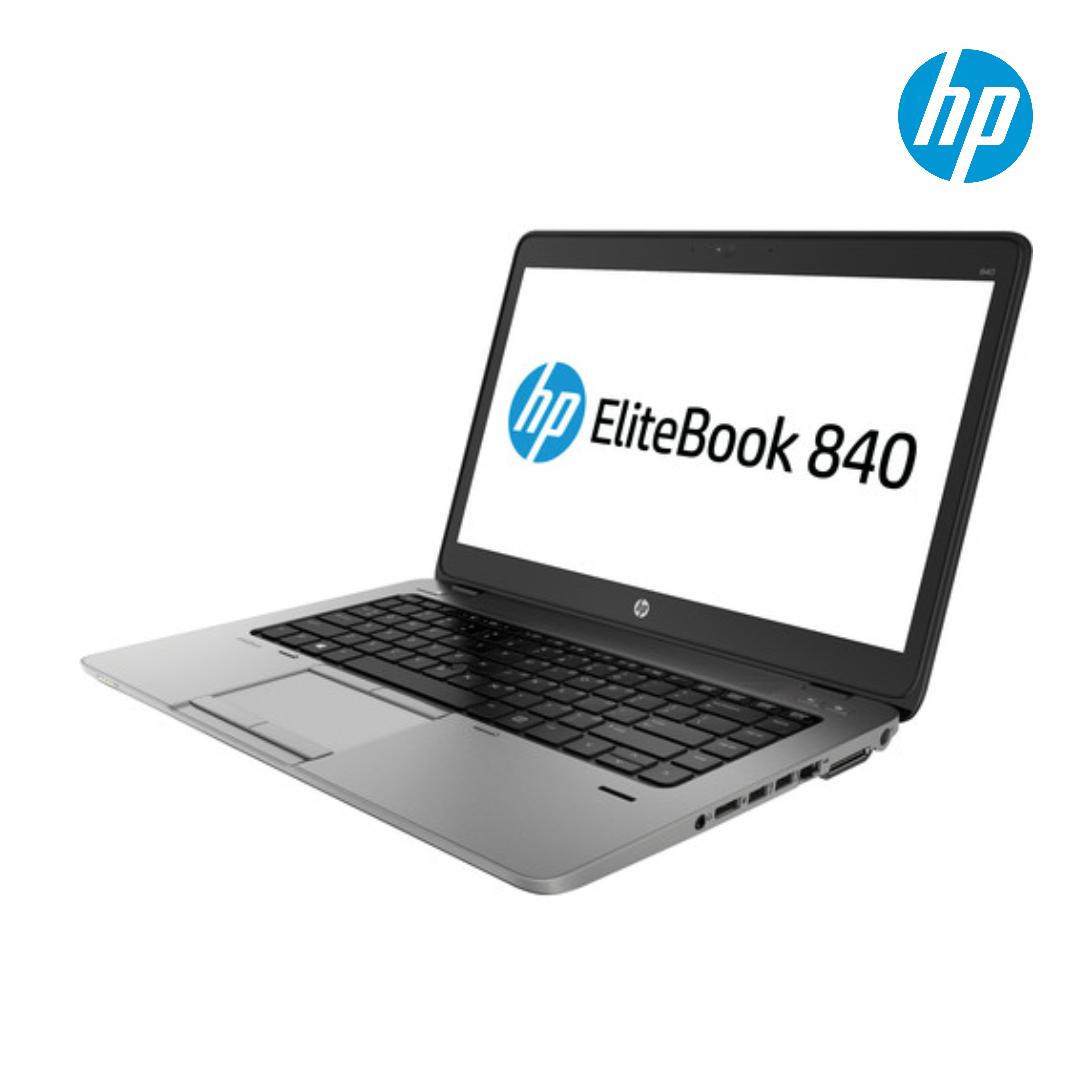 HP Elitebook 840 G2 14 Business Laptop Computer, Intel Core i7-5600U #2.6Ghz 16GB RAM, 256GB SSD, 802.11ac, Windows 10 Professional Refurbished