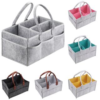 DISEASESTORE76RE8 Portable Baby Wipe Kids Nappy Diaper Bag Storage Organizer thumbnail