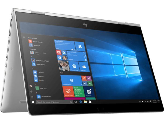 HP EliteBook x360 830 G6 Notebook PC (7MR57PA) - Intel® Core™ i5-8265U / Windows 10 Pro 64 / 8 GB DDR4 / 512 GB SSD / Intel® UHD Graphics 620