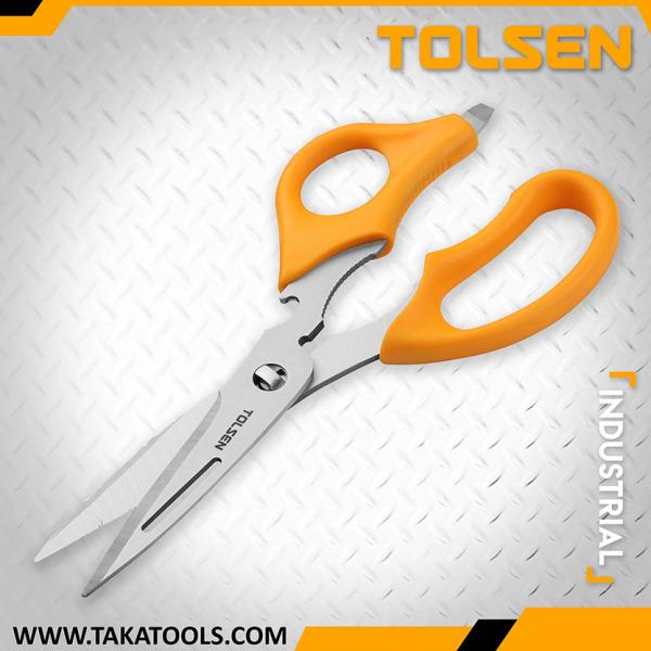 Tolsen Multi-purpose kitchen scissors (Industrial) - 30049
