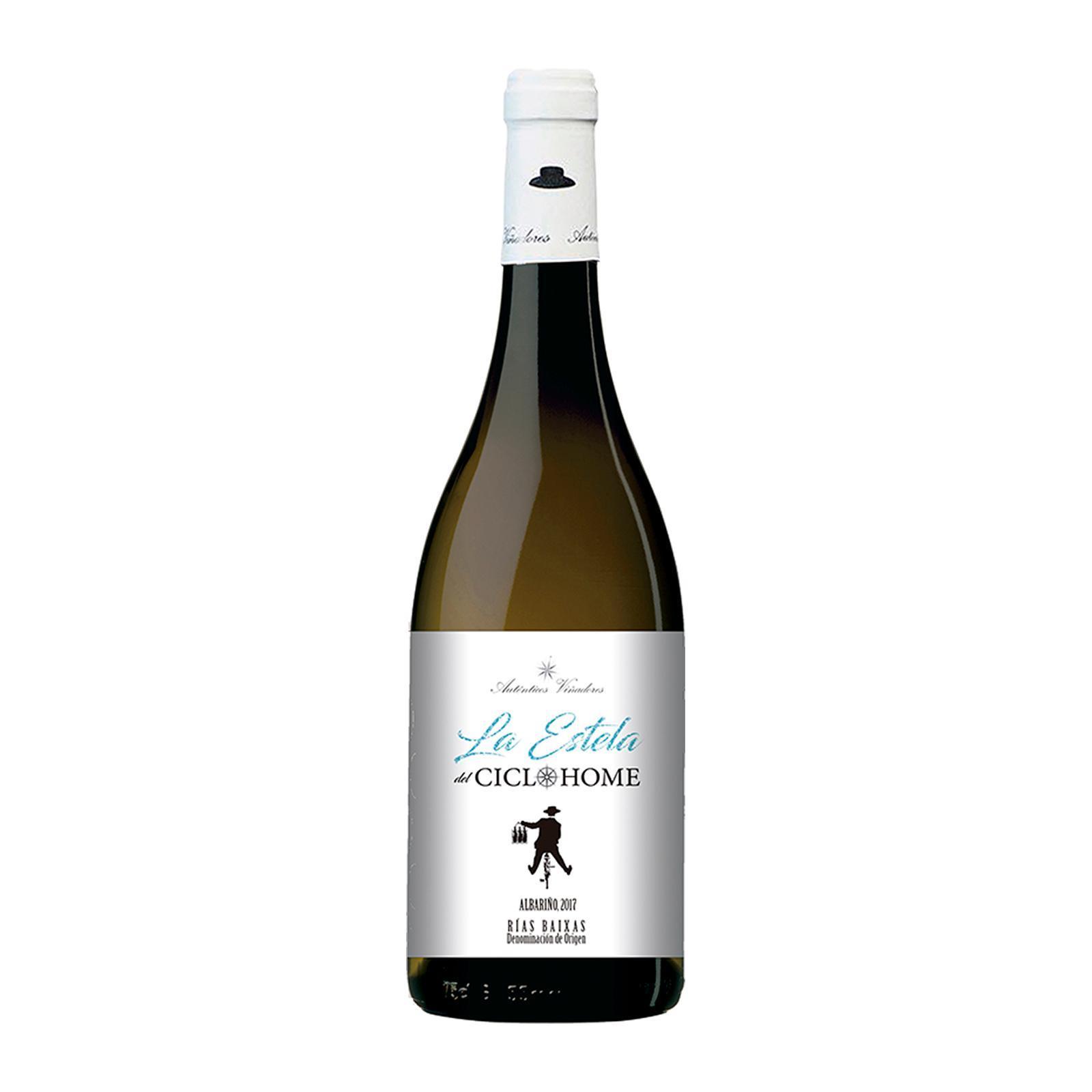 Autenticos Vinadores La Estela del Ciclohome 2017 Spanish Wine - By TANINOS