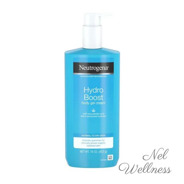 Buy [With Hyaluronic Acid] Neutrogena Hydro Boost Fragrance-free Hydrating Body Gel Cream Moisturizer 16 fl. oz. / 453g Singapore
