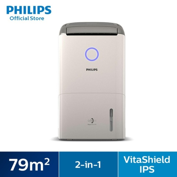 Philips Series 5000 2-in-1 Air Dehumidifier and Purifier - DE5205/30 Singapore