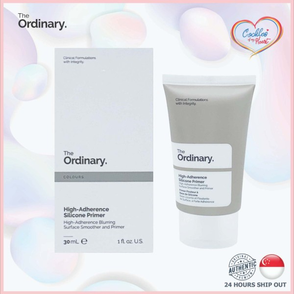 Buy [SG] THE ORDINARY High Adherence Silicone Primer 30ml AUTHENTIC Singapore Seller Instock Local Ready Stock Singapore