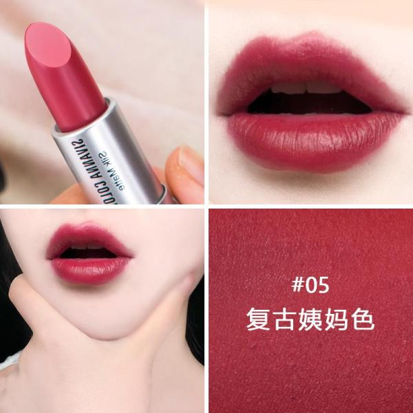 Buy Thailand Non-mainstream Brand Thinking Davinas Lipstick Lee jia Recommended Matte Female Cheap Pepper Tomato Color Xue Sheng Kuan Singapore