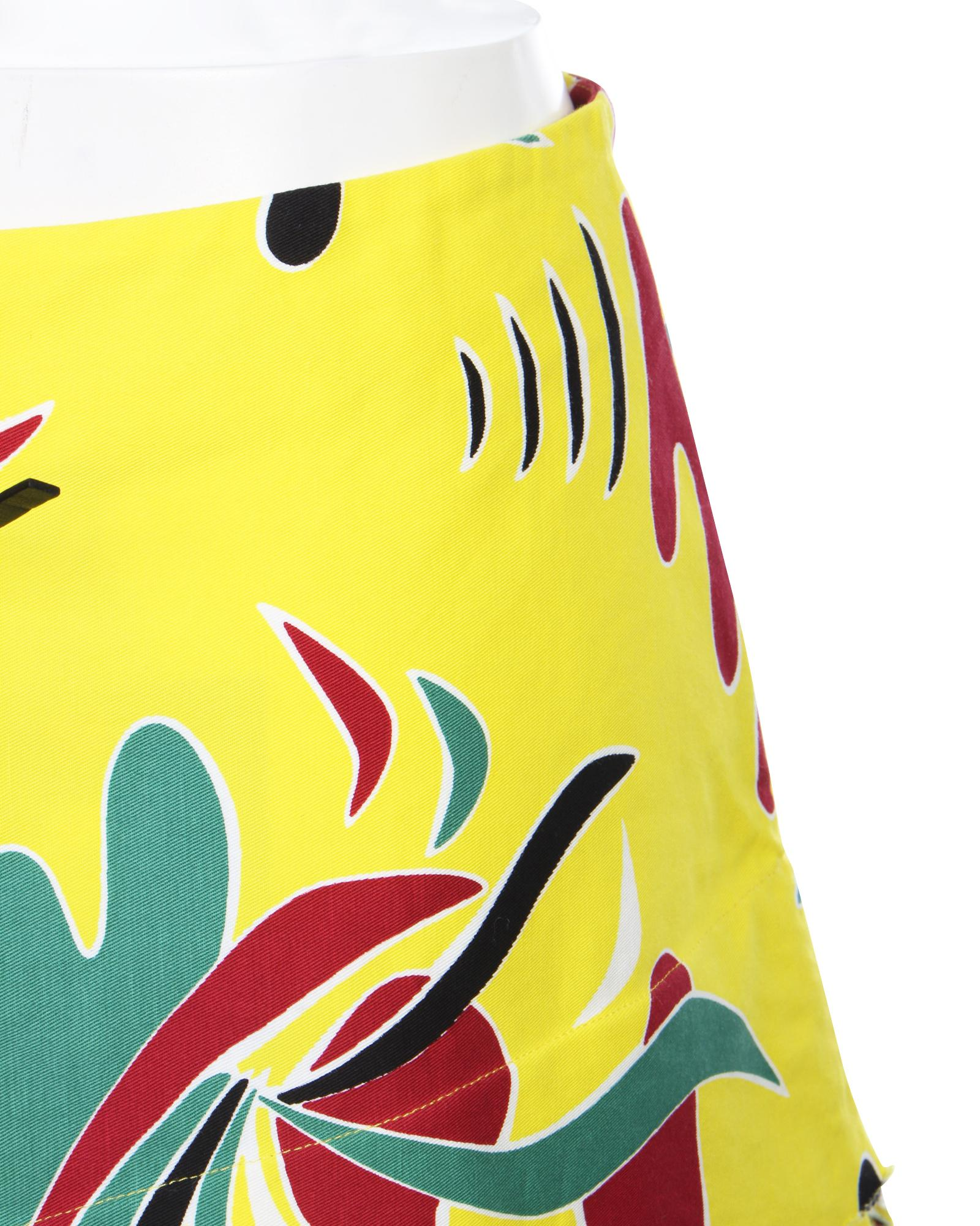 d26cf2c304 Asymetrical Long Skirt