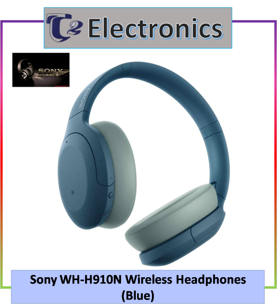 Sony WH-H910N h.ear on 3 Wireless Noise Cancelling Headphones - T2 electronics Singapore