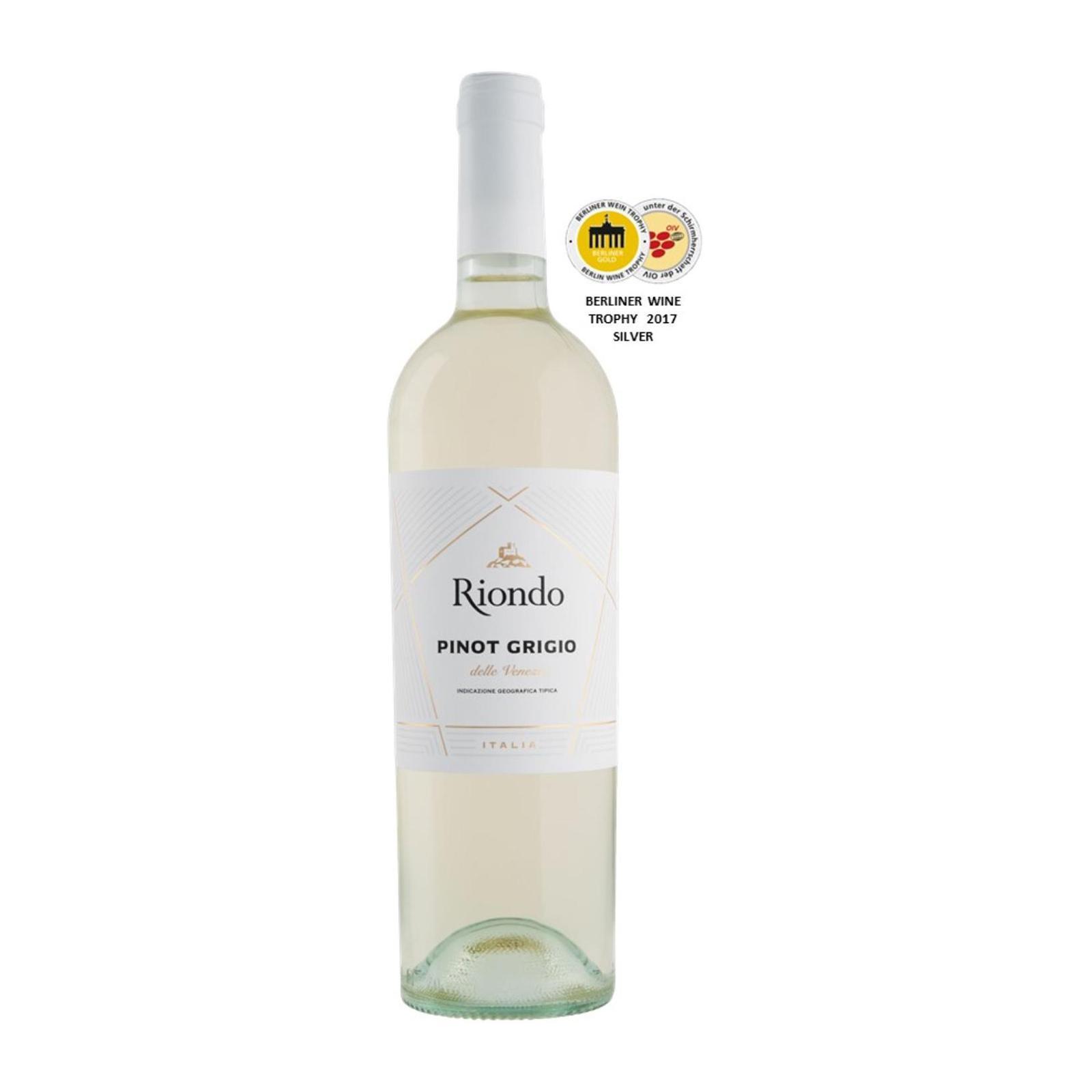 Riondo Pinot Grigio Delle Venezie I.G.T - By Wines4you