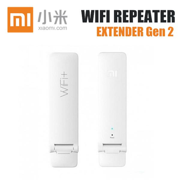 Xiaomi WIFI Repeater Extender Booster Amplifier Gen 2 Wifi Range Wireless  Router Repeater Extender 2nd Generation 300 Mbs