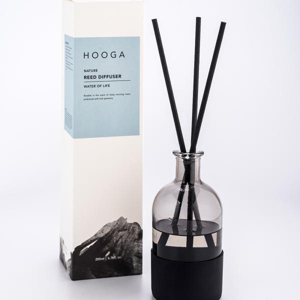 HOOGA Reed Diffuser - Black Series