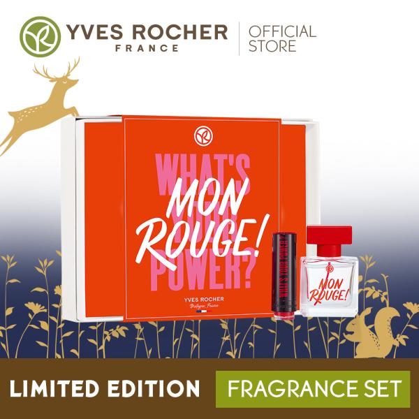 Buy Yves Rocher Mon Rouge EDP Beauty Set Singapore