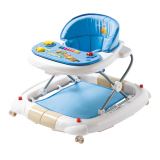 Purchase Farlin 2 In 1 Baby Walker Rocker Blue Online