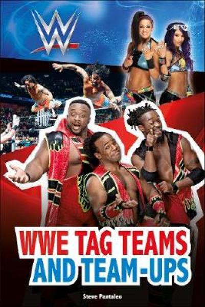 WWE Tag Teams and Team-Ups HARDCOVER (9780241361368)