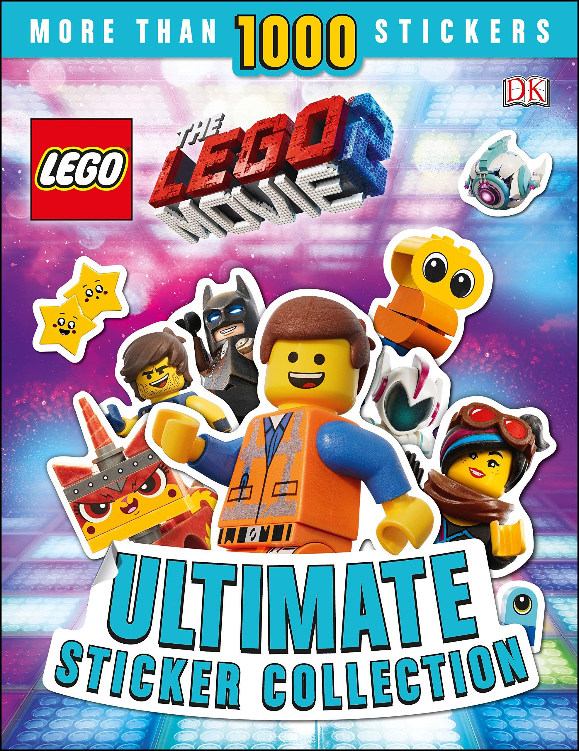 The LEGO Movie 2 Ultimate Sticker Collection