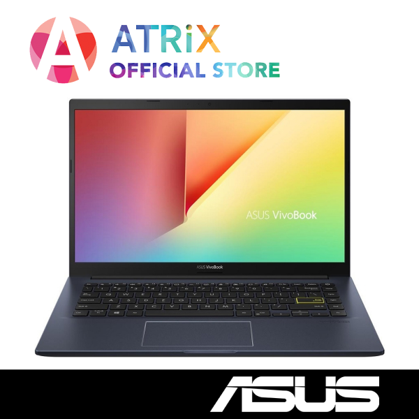 【Same Day Delivery】New ASUS VivoBook 14 | 1.4Kg | 14inch FHD | i7-10510 | 1TB PCIe SSD | MX330 Graphics | Win10 Home | 2Y Asus Warranty