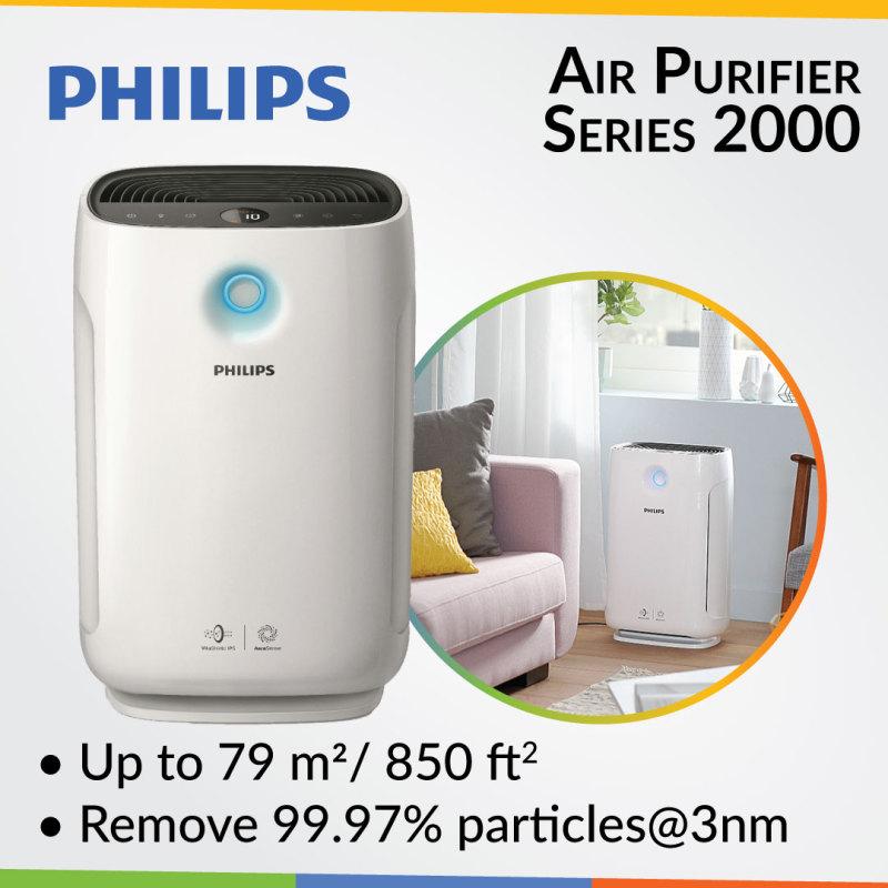 Philips Air Purifier Series 2000 AC2887/30 Singapore
