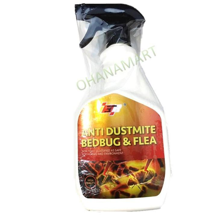 3r Anti Dustmite Bedbug & Flea - 500ml By Ohanamart.