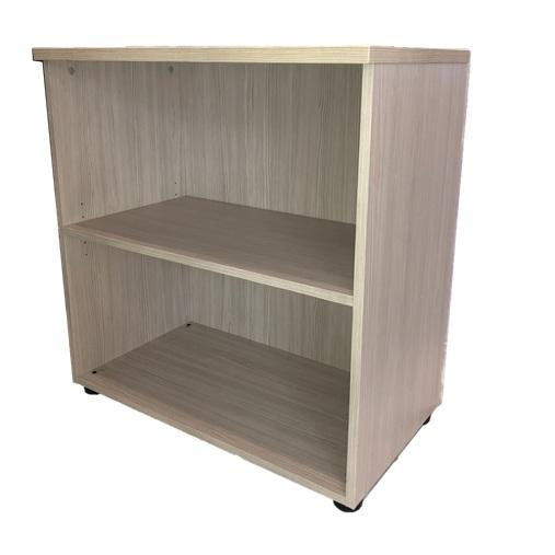 Multipurpose Low Open Shelf Cabinet