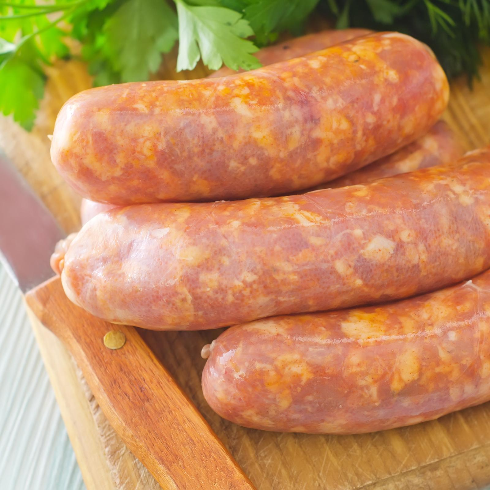 Sidecar Chicken Cheese And Rich Tomato Sausages - Frozen