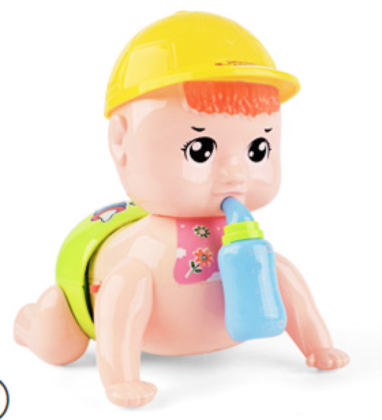 Special toys for infants to learn to crawl Singapore