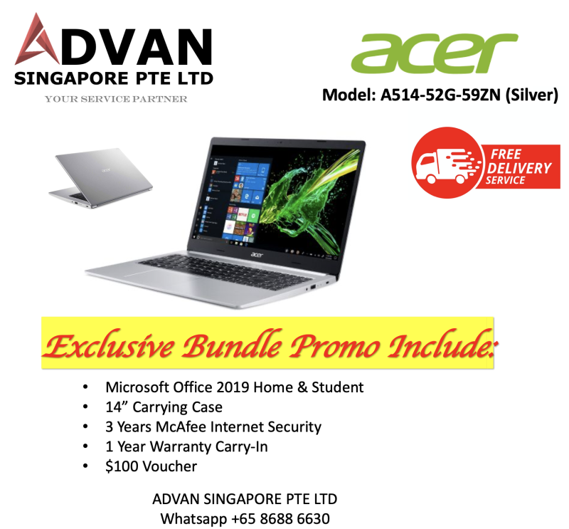 Acer Aspire Swift A514 Laptop