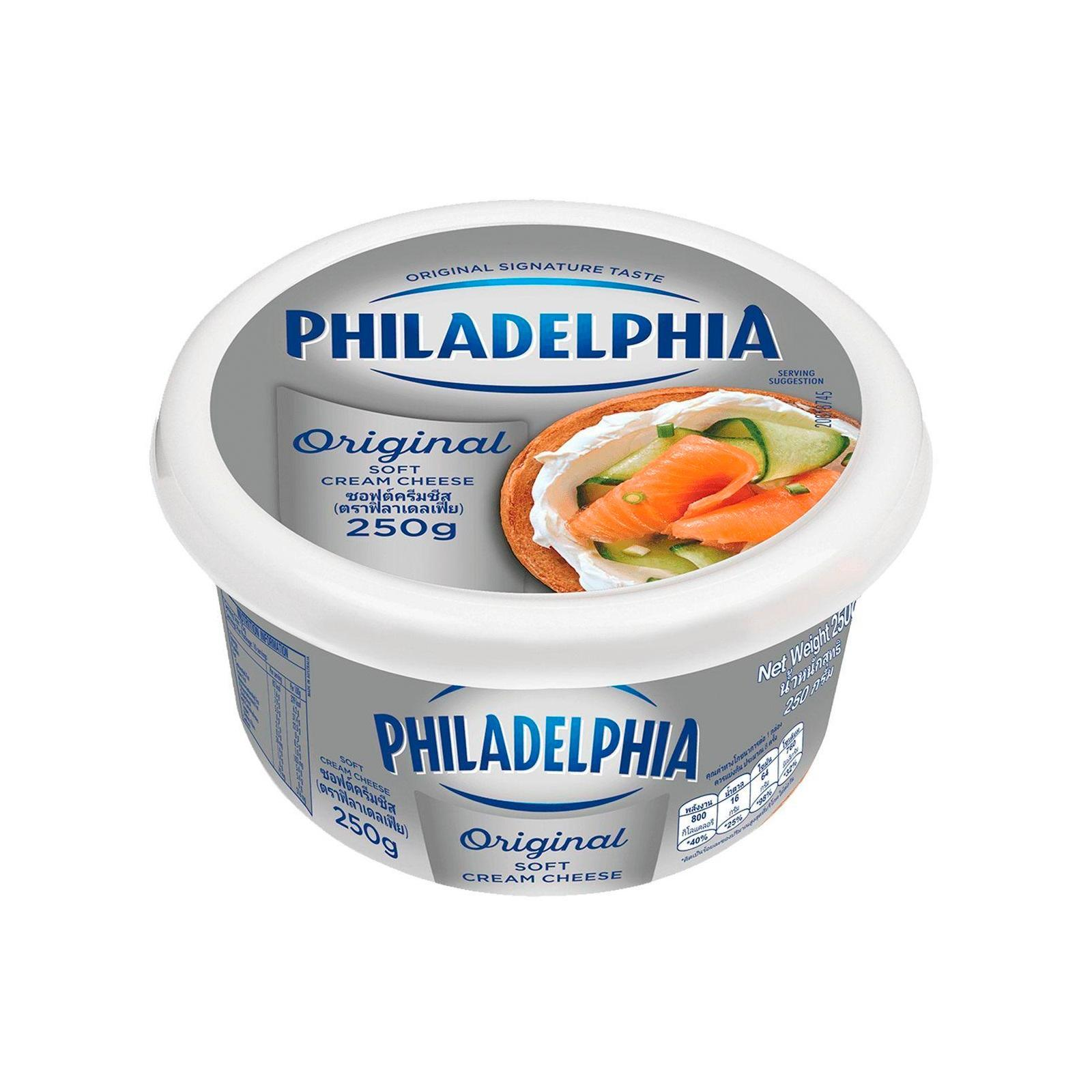 KRAFT Philadelphia Cream Cheese Spreadable 250g