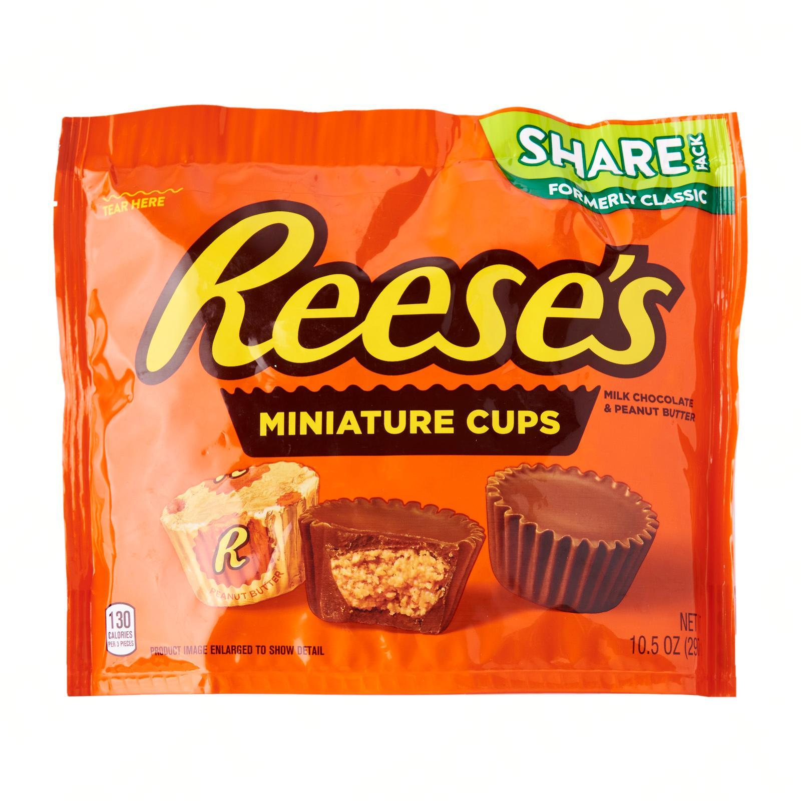 Hershey Reese Peanut Butter Cup Chocolate