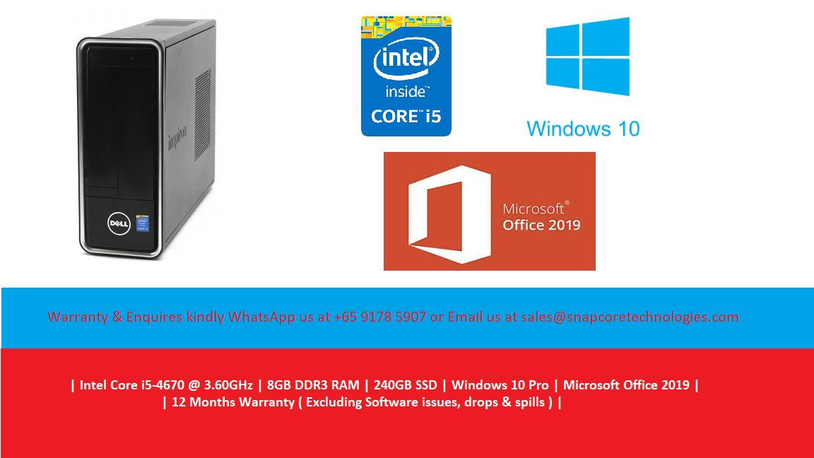 Latest Dell All-in-One Desktop Products | Enjoy Huge