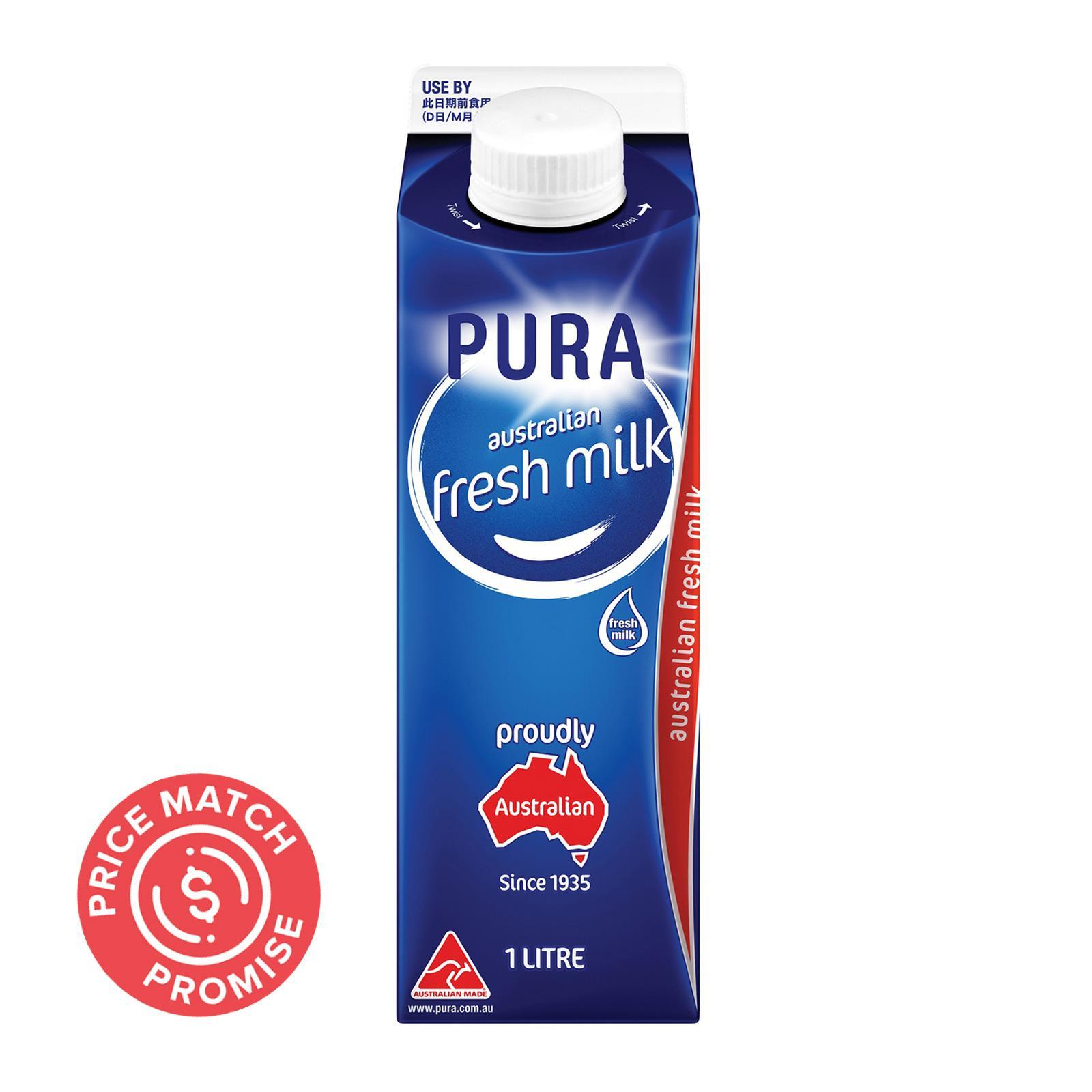 Paul's Fresh Milk 1L