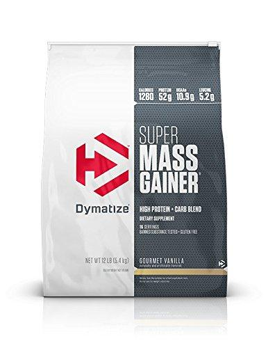Dymatize Super Mass Gainer (12 Lbs) - Pick Your Flavour By Best Nutrition.