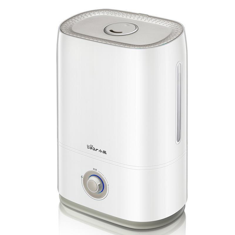 【LifePro Special】Bear C50Q1 5.0L High Capacity Ultrasonic Humidifier/ Compatible with Essential Oil Box/ SG Plug/Up to 12-month SG Warranty Singapore