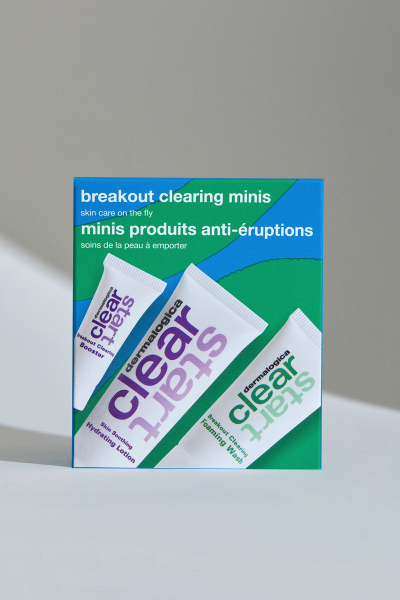 Buy Dermalogica Clear Start Breakout Clearing Minis Kit - Skincare Set Singapore