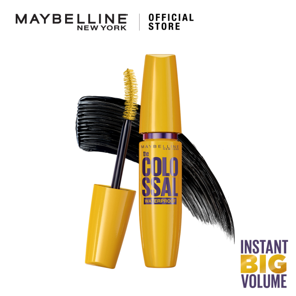 Buy Maybelline VOLUM EXPRESS THE COLOSSAL Washable Mascara Singapore