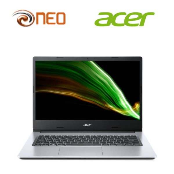 [Latest 2021 Model] Acer Aspire 1 A114-33-C1Y7(Silver) 14-inch Light Weight Laptop