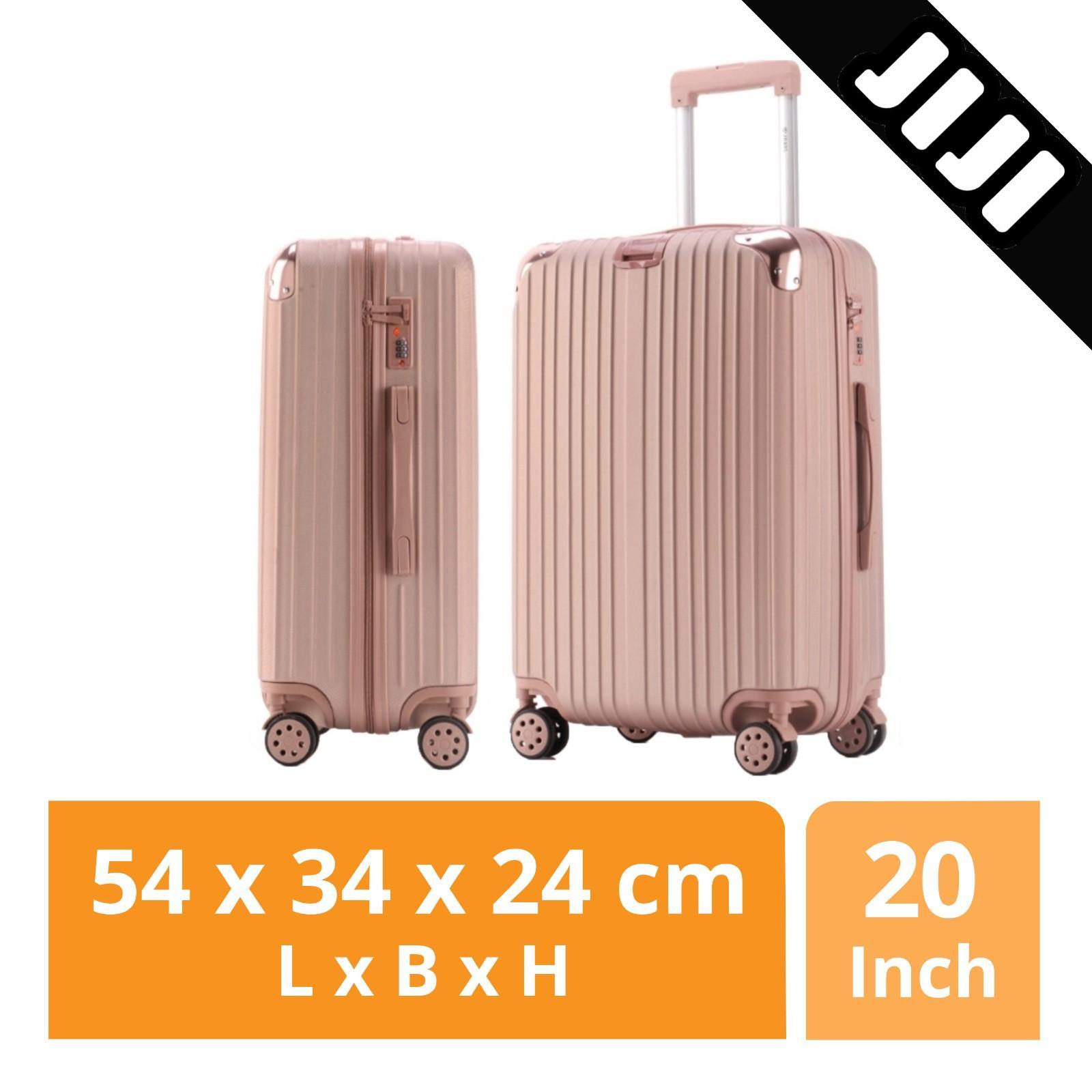 Jiji Premium Luggage 20/24/28 Inch - Travel Bags / Hard Shell / Best Value (sg) By Jiji.