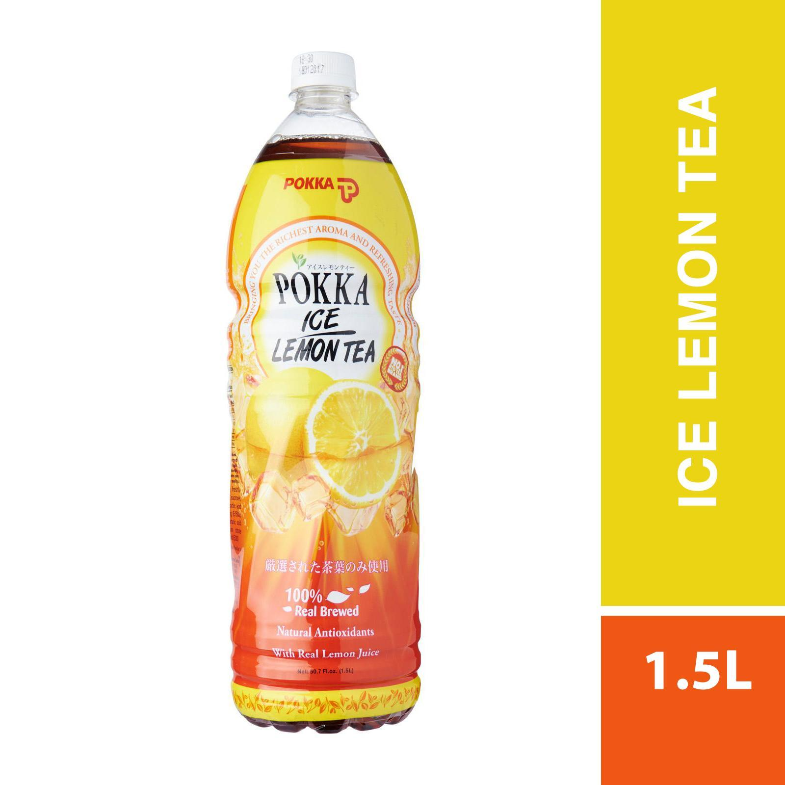 POKKA Lemon Tea 1.5L